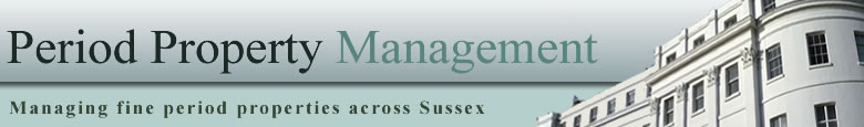 Sussex period property management